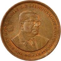 Monnaie, Mauritius, 5 Cents, 2007, TTB, Copper Plated Steel, KM:52 - Maurice