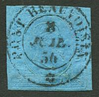PONT DE BEAUVOISIN : SARDAIGNE 20c (n°5) Oblitération Centrale PONT BEAUVOISIN. TTB. - Poststempel (Briefe)