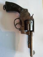 Revolver Neutralisé Orbea Y Cia - Armes Neutralisées