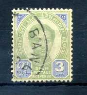 1887-91 SIAM N.9 USATO - Siam