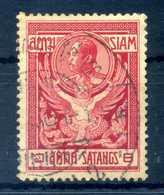 1910 SIAM N.98 USATO - Siam