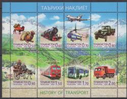 TADJIKISTAN - Moyens De Transport - Tagikistan