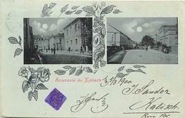 Pays Div -ref N305- Pologne - Poland -souvenir De Kalisch  - Carte Bon Etat  - - Pologne