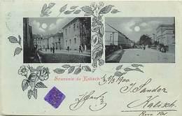 Pays Div -ref N305- Pologne - Poland -souvenir De Kalisch  - Carte Bon Etat  - - Poland