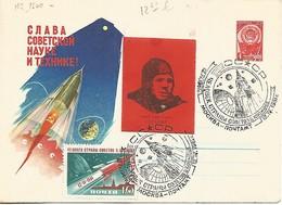 URSS EP Gagarine 1961 - Lettres & Documents