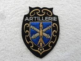 Insigne Badge Militaire Tissu France Artillerie - Patches