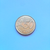 50 Cent Münze Aus Belgien 2016 (vorzüglich) - Belgium