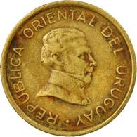 Monnaie, Uruguay, Un Peso Uruguayo, 1994, TTB, Aluminum-Bronze, KM:103.1 - Uruguay