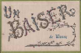 Un Baiser De Wassy - Wassy