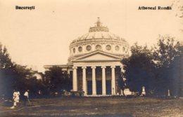 [DC7950] CPA - ROMANIA - BUCAREST - BUCARESTI ATHENEUL ROMAN - Non Viaggiata - Old Postcard - Romania