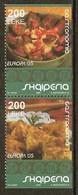 ALBANIE N°2773a/2774a** (europa 2005) - COTE 15.00 € - Europa-CEPT