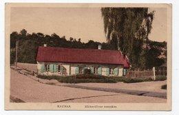 Kovno. Kowno. Kaunas. Mitskyavitchus House. - Lithuania