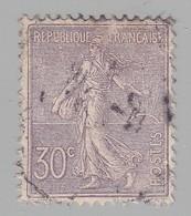 France Année 1903  Type  Semeuse Lignée N° 133 (o) Lot 888 - 1903-60 Semeuse Lignée