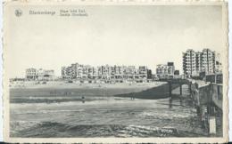 Blankenberge - Blankenberghe - Digue (côté Est) - Zeedijk (Oostkant) - Ern. Thill No 8 - 1950 - Blankenberge