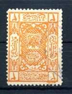 1922-24 ARABIA SAUDITA N.32 USATO - Arabia Saudita