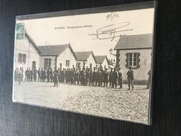 27 Evreux 1912 Regimennt Baraquement Militaire - Evreux