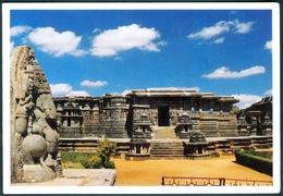 INDIA   -   HOYSALESVARA TEMPLE - India