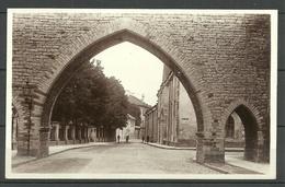 Estland Estonia 1929 Tallinn Reval Klostertor The Gate Of The Cloister Unbenutzt Unused Foto: Haidak Narva - Estonie