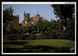 11 - Narbonne - Cathédrale Saint-just #09537 - Narbonne