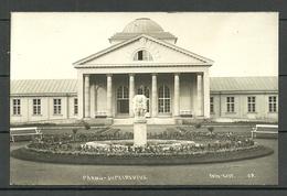 Estland Estonia Ca 1920 Pernau Pärnu Badeanstalt Kurort Sauber Unbenutzt Unused - Estonie