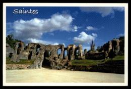 17 - Saintes - L'amphithéatre Gallo-romain #09190 - Saintes