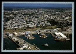 29 - Brest - Le Port Du Commerce Et Le Cours D'ajot #09183 - Brest