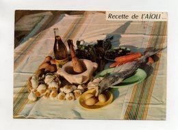 L'aïoli - Recipes (cooking)
