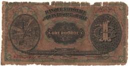 HAITI   1 Gourde   P150    1919 - Haiti