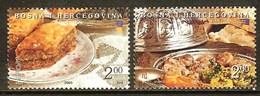BOSNIE-HERZEGOVINE N°475/476** (europa 2005) - COTE 6.00 € - 2005