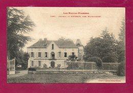 CPA - Environs De MAUBOURGUET (65) - Aspect Du Château De SOMBRUN En 1912 - Maubourguet