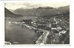 KOTOR - Old Postcard - Buy It Now! - Montenegro