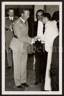 Postcard / ROYALTY / Belgique / België / Roi Leopold III / Koning Leopold III / Gala Aux Galeries / 1937 - Beroemde Personen