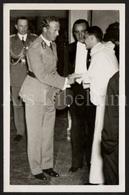 Postcard / ROYALTY / Belgique / België / Roi Leopold III / Koning Leopold III / Gala Aux Galeries / 1937 - Personnages Célèbres