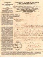 """OFFRE D' INSERTION Ds """"LE NECROLOGUE UNIVERSEL DU XIX°SIECLE & NOTICE NECRO Extraite De Ces Annales - Obituary Notices"""