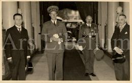Postcard / ROYALTY / Belgique / België / Roi Leopold III / Koning Leopold III / Séance Académique Médicales / 1937 - Education, Schools And Universities