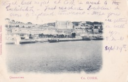 AS05 Queenstown, Co. Cork - Early Undivided Back - Cork