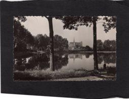 """81113   Francia,  Amiens,  L""""etang De Saint-Pierre Et La Cathedrale,  VGSB  1954 - Amiens"""