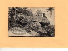 Carte Postale - SUIN - D71 - Le Rocher Qui Croule - France
