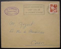 Pont L'Évêque 1958 Calvados M Le Houelleur Commissaire Priseur - 1921-1960: Modern Period