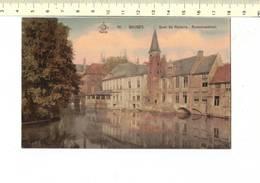48807 - BRUGGE - BRUGES QUAI DU ROSAIRE - ROZENHOEDKAAI - IN KLEUREN - GLOBE 111 - Brugge