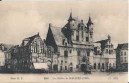 Mechelen - Malines - Les Halles - Pas Circulé - BE - Malines