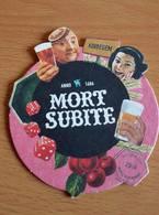 Mort Subite - Beer Mats