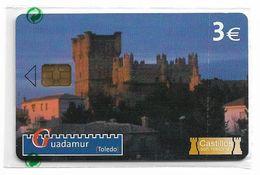 Spain - Castillos Con Historia - Guadamur - P-581 - 03.2006, 3€, 4.000ex, NSB - Emissions Privées