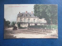 CPA 03 BOURBON L'ARCHAMBAULT  HOTEL DU  PARC - Bourbon L'Archambault