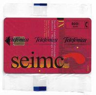 Spain - Seimc - P-435 - 05.2000, 500PTA, 4.000ex, NSB - Spain
