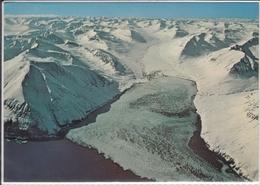 ISLAND ICELAND ÓLAFSFJÖRDUR  FJORD  FILLED WITH DRIFT ICE  NICE STAMP - Iceland