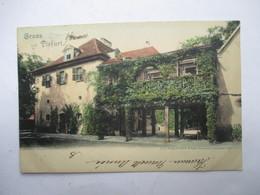 TIEFURT ( GRUSS AUS ... )   -  PRECURSEUR DE 190.  -             TTB - Allemagne