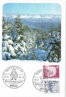 30407. Tarjeta NURNBERG (Alemania Federal)  1987. Navidad. Christkdlmark - [7] República Federal
