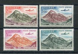 9498 ANDORRE  PA 5/8 ** Vallée D'Inclès à Soldeu     1961-64   TTB - Poste Aérienne
