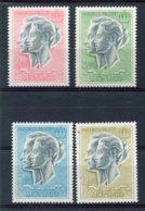 9491  MONACO  PA 87/90**  Couple Princier       1966-71   TTB - Poste Aérienne